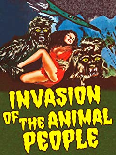 Invasion of the Animal People