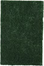 Brite Guard Nylon 6x4 Inch Multipurpose Scrub Pad (Green, 500-Piece)