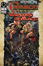 Carson of Venus Warlord of Mars #1: The Princess in the Tower (ERB Universe Carson of Venus)