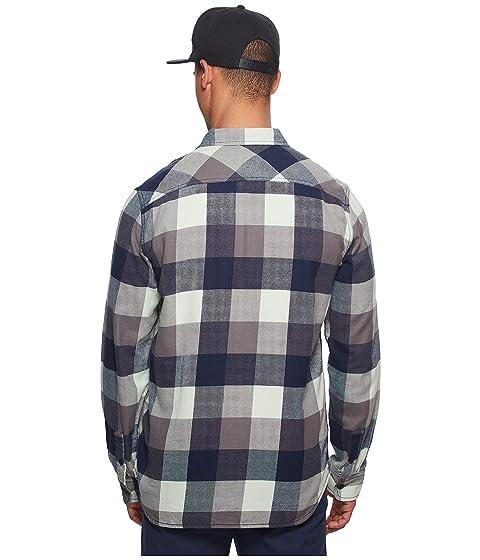 Box Flannel Vans Long Sleeve Sleeve Box Vans Long Vans Long Vans Flannel Sleeve Box Box Flannel 1wq7d1Uf