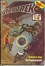 Star Trek #11358 1978-Whitman-rare AMX car-Dynabrite Comic-VG