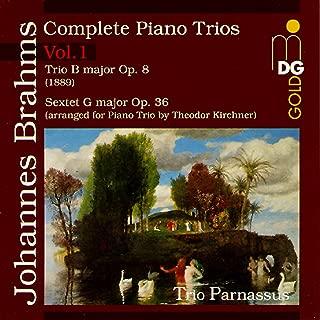Sextet (Arr. for Piano Trio) in G Major, Op. 36: II. Scherzo. Allegro non troppo