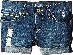 Levi's® Kids - Boyfriend Shorts (Big Kids)