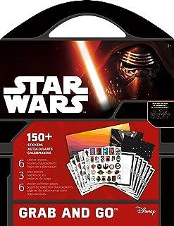 Sandylion Star Wars Episode VII Grab and Go Stickers
