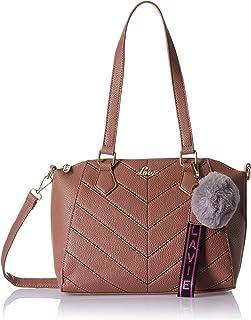Lavie Kamali Satchel Women's Handbag (Mauve)