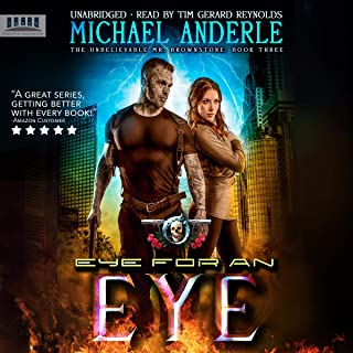 Eye for an Eye: The Unbelievable Mr. Brownstone, Book 3