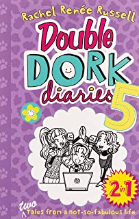 Double Dork Diaries #5: Drama Queen and Puppy Love
