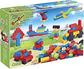 Banbao Blocks, Multi Colour, 194 Pieces, 8489