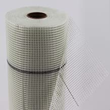 10m/² Putzgewebe Glasfasergewebe Armierungsgwebe WDVS Glasgittergewebe 165g//m/² 4x4mm
