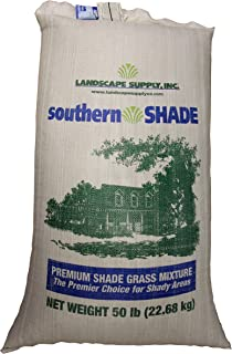 southernSHADE Premium Blue Tag Certified Turf Type Tall Fescue, 50 Pounds