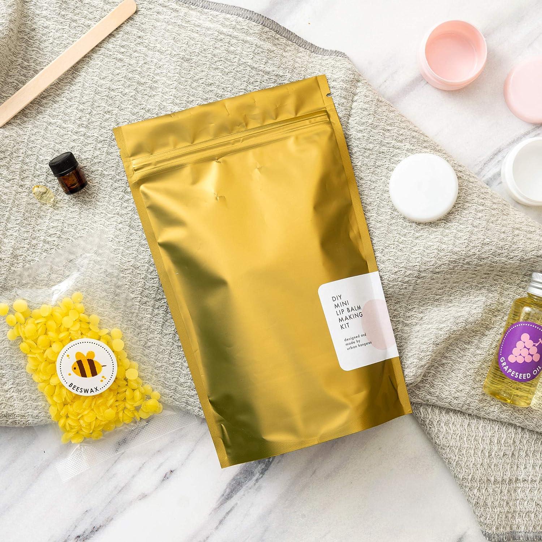 Buy Make Your Own All Natural Lip Balm Kit   Make 20 Lip Balm Tubes ...