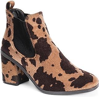 حذاء إيزابيل الكعب العالي للنساء من موك لوكس