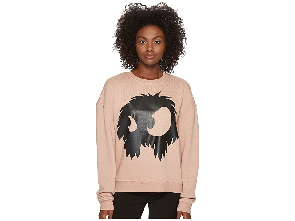 McQ Slouch Sweatshirt (Blush) Women