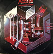 Accept Midnight Mover Special 4-Track Edition