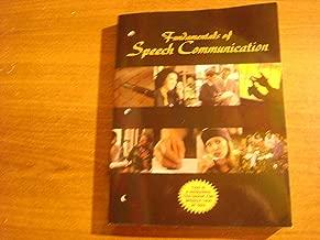 Fundamentals of speech communication