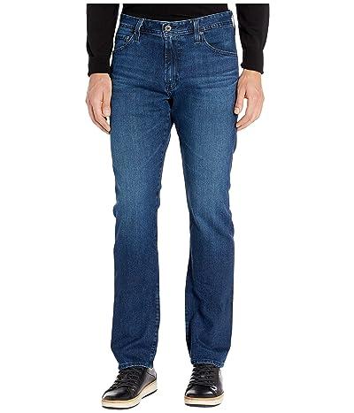 AG Adriano Goldschmied Everett Slim Straight Leg Jeans in Jamestown (Jamestown) Men
