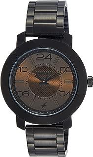 Fastrack Analog Brown Dial Men's Watch-NJ3120NM02C