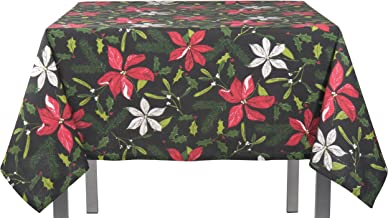 Now Designs 60 by 90-Inch Tablecloth, Winterbloom Print