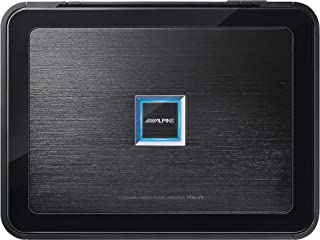Alpine PDX-V9, 5-Channel Extreme Power Density Digital Amplifier