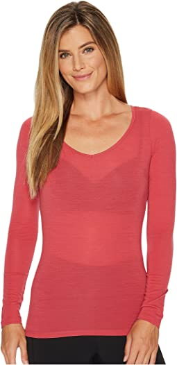 Icebreaker - Siren Merino Long Sleeve Sweetheart
