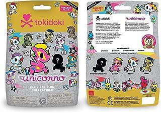 Tokidoki Aurora World Unicorno Plush Clip-on Collectible Series 2 Single Blind Bag