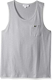Men's Tank Heavy Jersey Solid T-Shirt