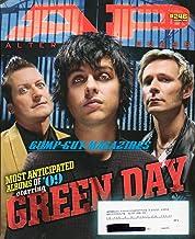 "Green Day ""Most Anticipated Album of 2009"" (January 2009 #246, AP Alternative Press Magazine)"