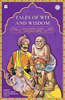 Tales Of Wit And Wisdom (Amar Chitra Katha Folktales Series)