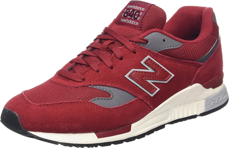 New Balance 840, Sneaker Uomo, Rosso (Red), 40 EU : Amazon.it: Moda