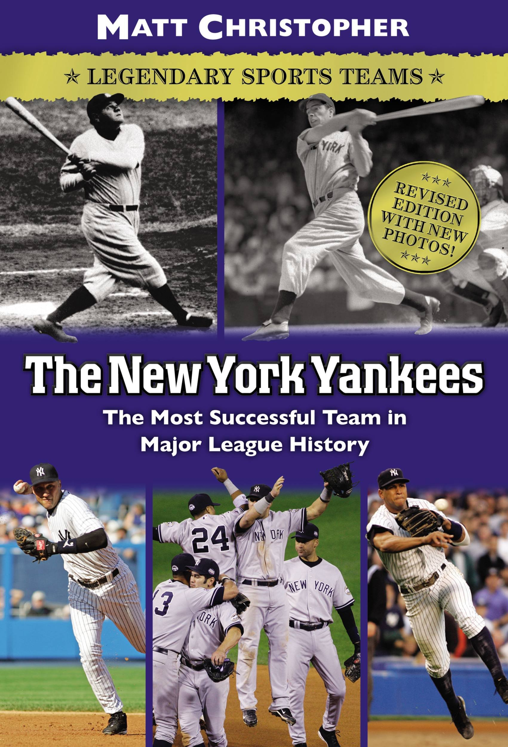 Download The New York Yankees: Legendary Sports Teams (Matt Christopher Legendary Sports Events) (English Edition)