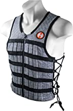 flexible weight vest