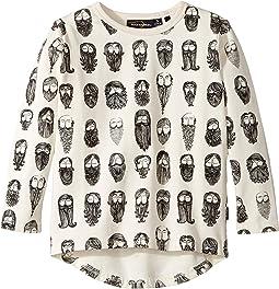 Rock Your Baby - Billyburg Long Sleeve T-Shirt (Toddler/Little Kids/Big Kids)