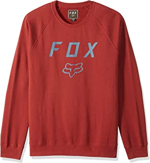 Fox Head Men's Legacy Crew Fleece Hooded Sweatshirt