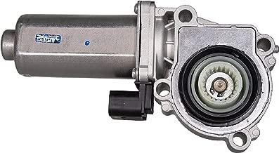 APDTY 141374 Transfer Case Shift Motor Fits 2007-2014 BMW X5 AWD 2008-2014 BMW X6 AWD (Replaces 27107566250, 27107568267, 27107541782, 27107566296)