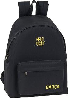 642003774 Mochila grande escolar, casual FC Barcelona