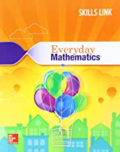 Everyday Mathematics 4: Grade 3 Skills Link Student Booklet (EVERYDAY MATH GAMES KIT)