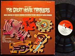 Music From the Great Movie Thrillers / Music Composed By Bernard Herrmann for Motion Pictures By Alfred Hitchcock