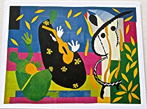 Henri Matisse The Sorrows of The King Poster 13