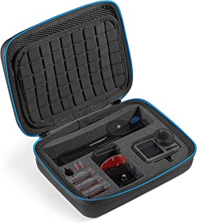 Supremery Funda para dji Osmo Action CAM Estuche Bolsillo Estuche para cámara Carcasa batería y Accesorios