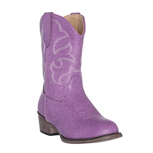 f3d58af7be2 Purple Cowgirl Boots: Amazon.com