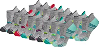 Women's Performance Heel Tab Athletic Socks (8 & 16 Pairs)