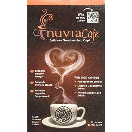 Healthy Gourmet Instant Coffee 30 Packets