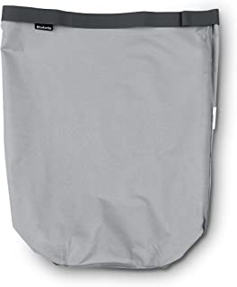 Brabantia Replacement Laundry Sack, Laundry Bag for the Laundry Bin 50-60 Litres, Grey, 102363