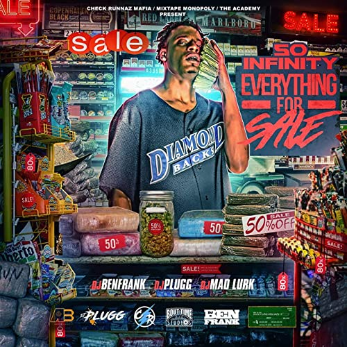 Everything for Sale [Explicit] de So Infinity en Amazon ...