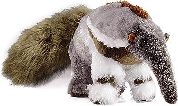 Plush L. 30 cm Plush Stuffed Animal like Blue Elise Fabric Animal the Aardvark