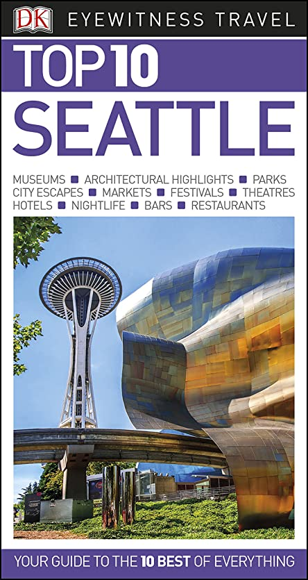 優れました積極的に領域DK Eyewitness Top 10 Seattle (Pocket Travel Guide) (English Edition)
