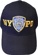 NYPD Junior Kids Baseball Hat Police Department of New York Navy Blue Boys