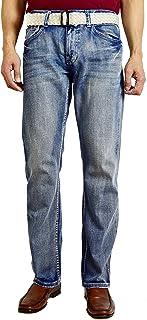 Men's Straight Jeans Regular Fit