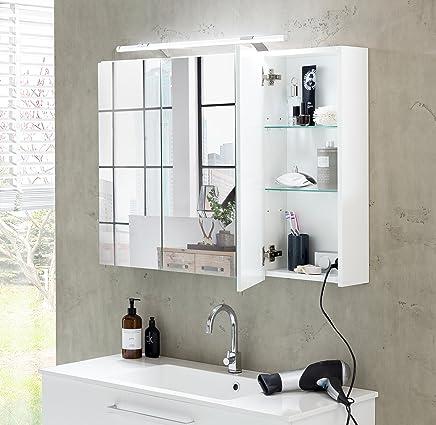Suchergebnis Auf Amazon De Fur Spiegelschrank Bad Mit Beleuchtung