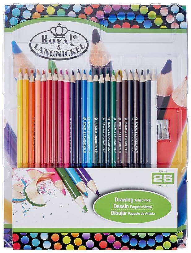 ROYAL BRUSH Drawing Artist Pack